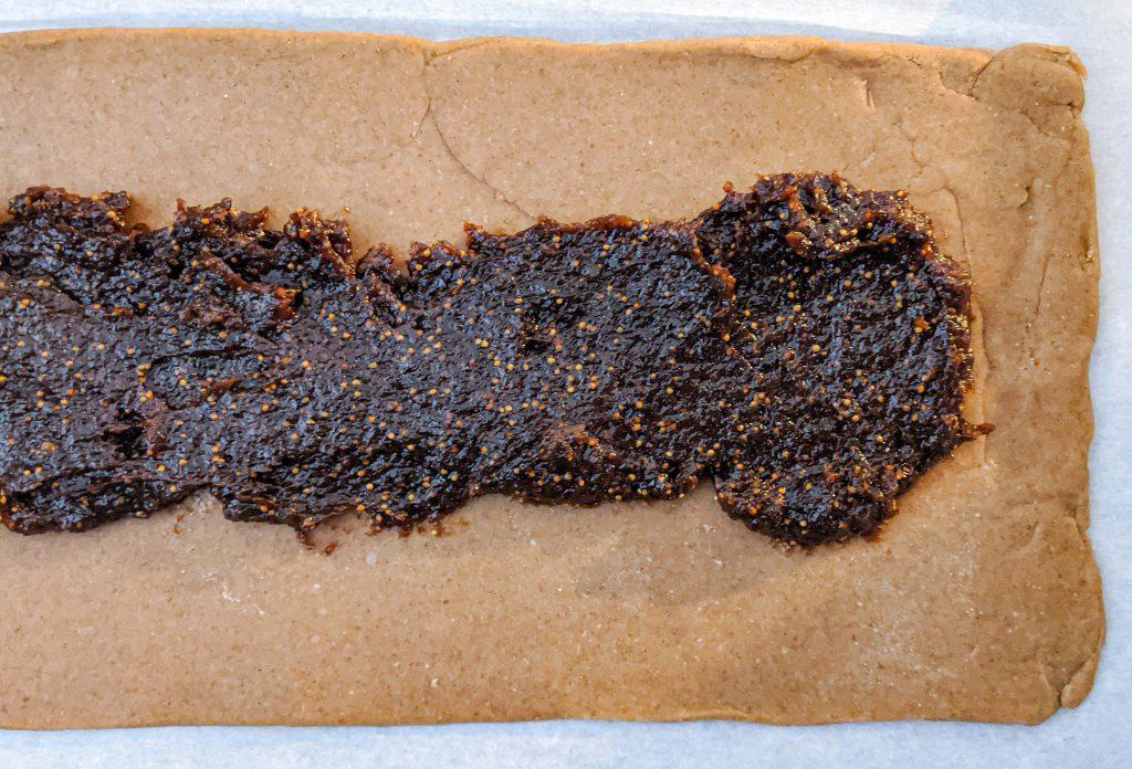 fig bar recipe dough