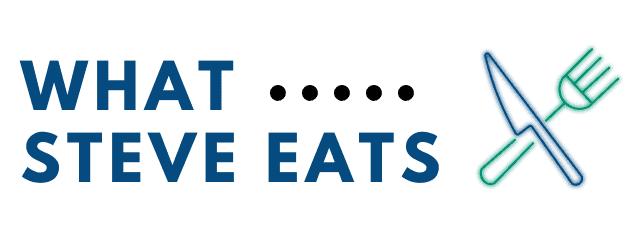 What Steve Eats logo